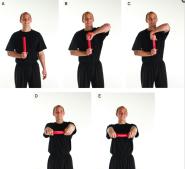 Vrid-en-klud øvelser